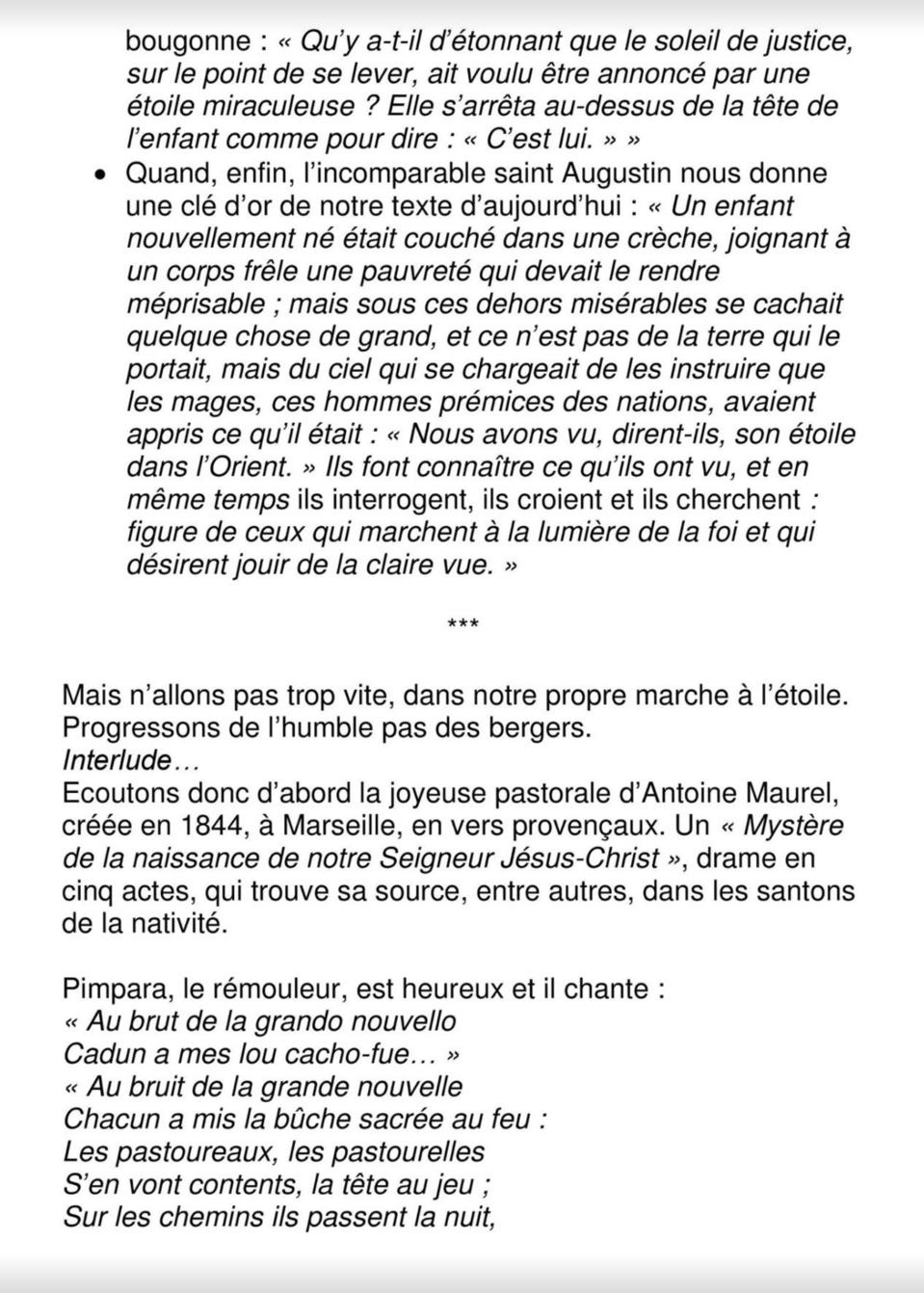 """""""La marche à l'Etoile"""""""