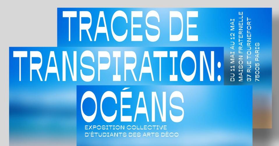 EXPOSITION COLLECTIVE D'ÉTUDIANTS DES ARTS DÉCOS : 11 MAI