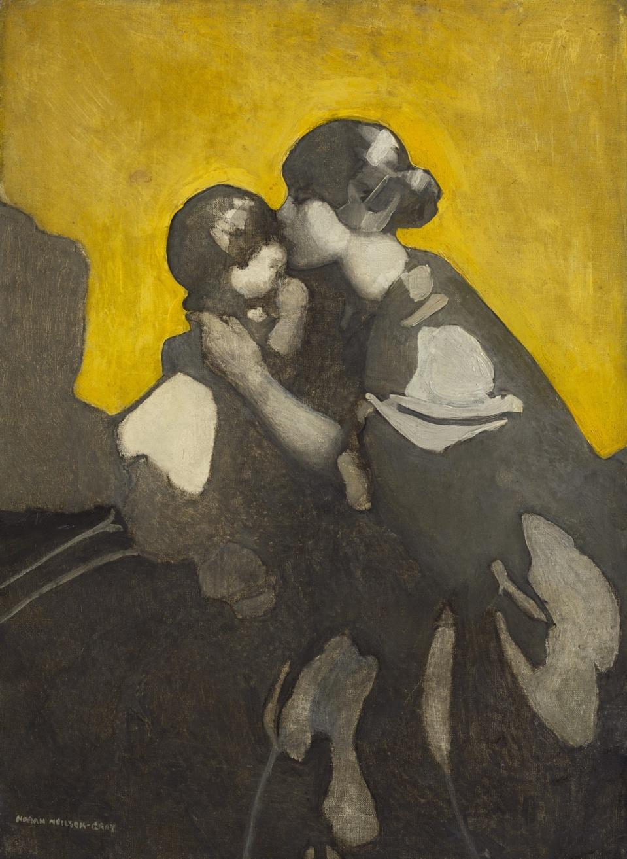 Norah Neilson Gray Mère et enfant