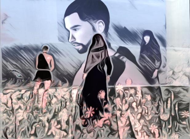 image extraite de la video