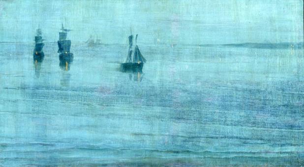 James Abbott McNeill Whistler Nocturne_ Le Solent
