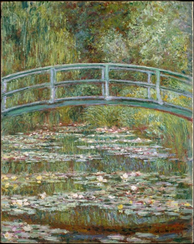 Claude Monet Le Bassin aux Nymphéas