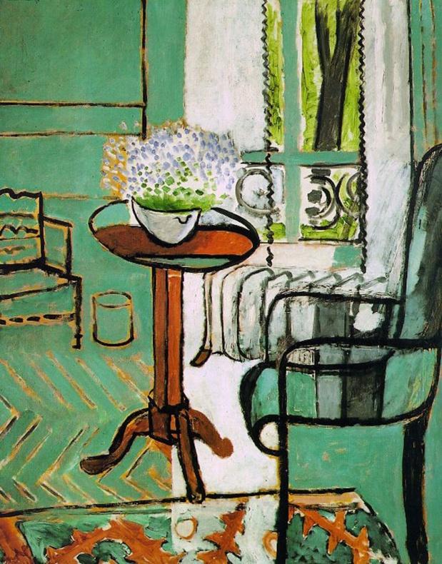 Henri Matisse, La fenêtre