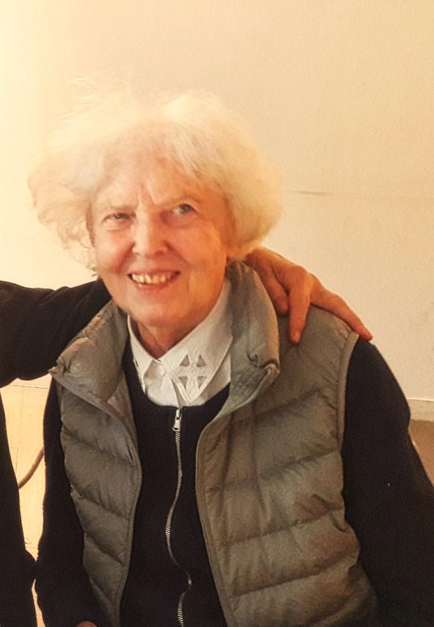 Geneviève Mousseaux, photo de 2017