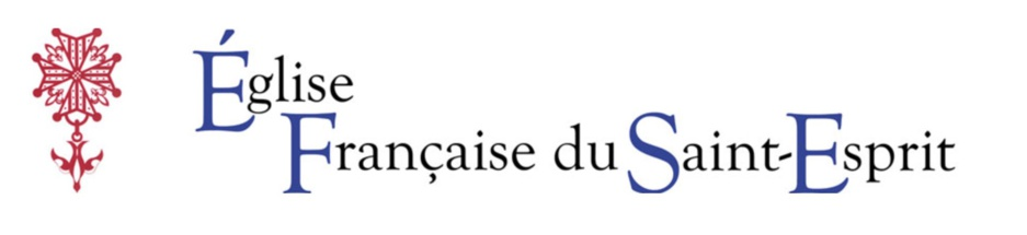 Nouvelles de la French Church du Saint Esprit