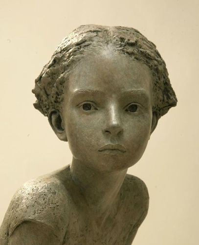Sculpture de Berit Hildre
