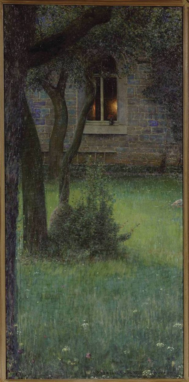 Louis Welden Hawkins Le Foyer