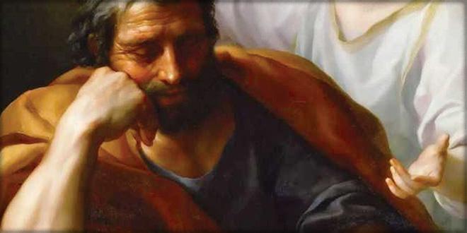 """""""L'évangile de Joseph""""  Prédication du 18 décembre 2016"""