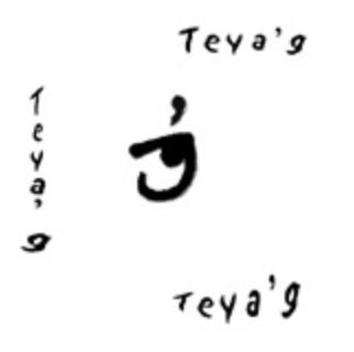 Théâtre. Association Teya'g