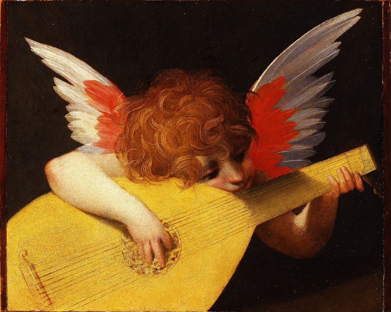 Rosso Fiorentino Ange musicien