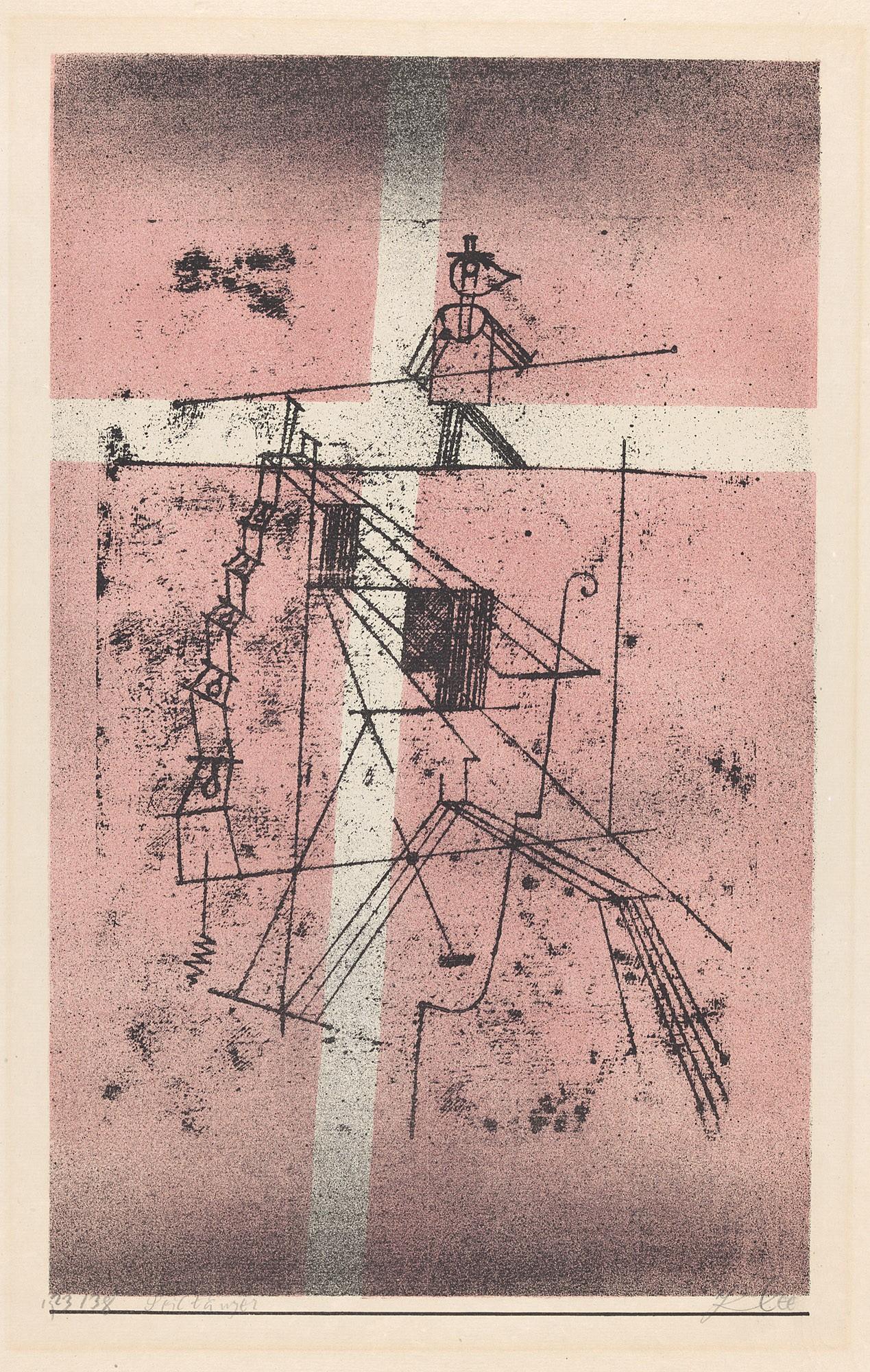 Paul Klee Le Funambule
