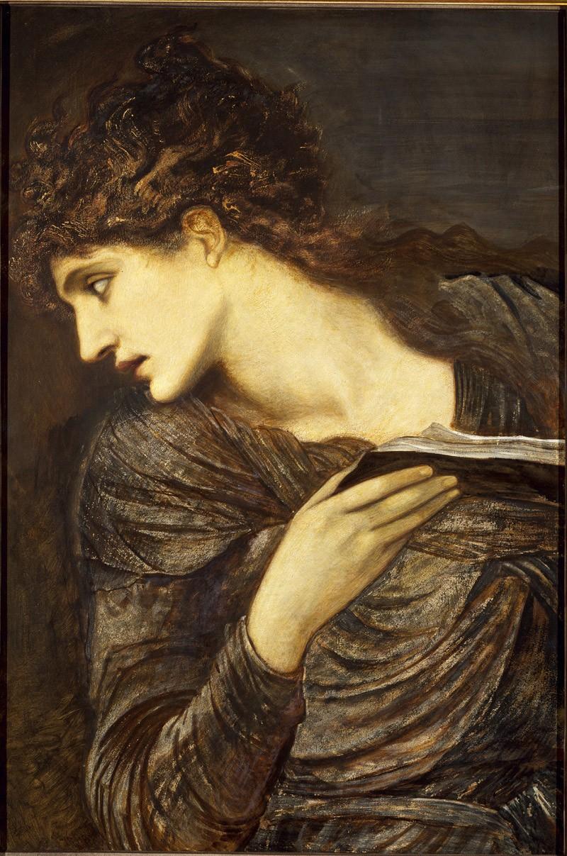 Edward Burne-Jones Nimue