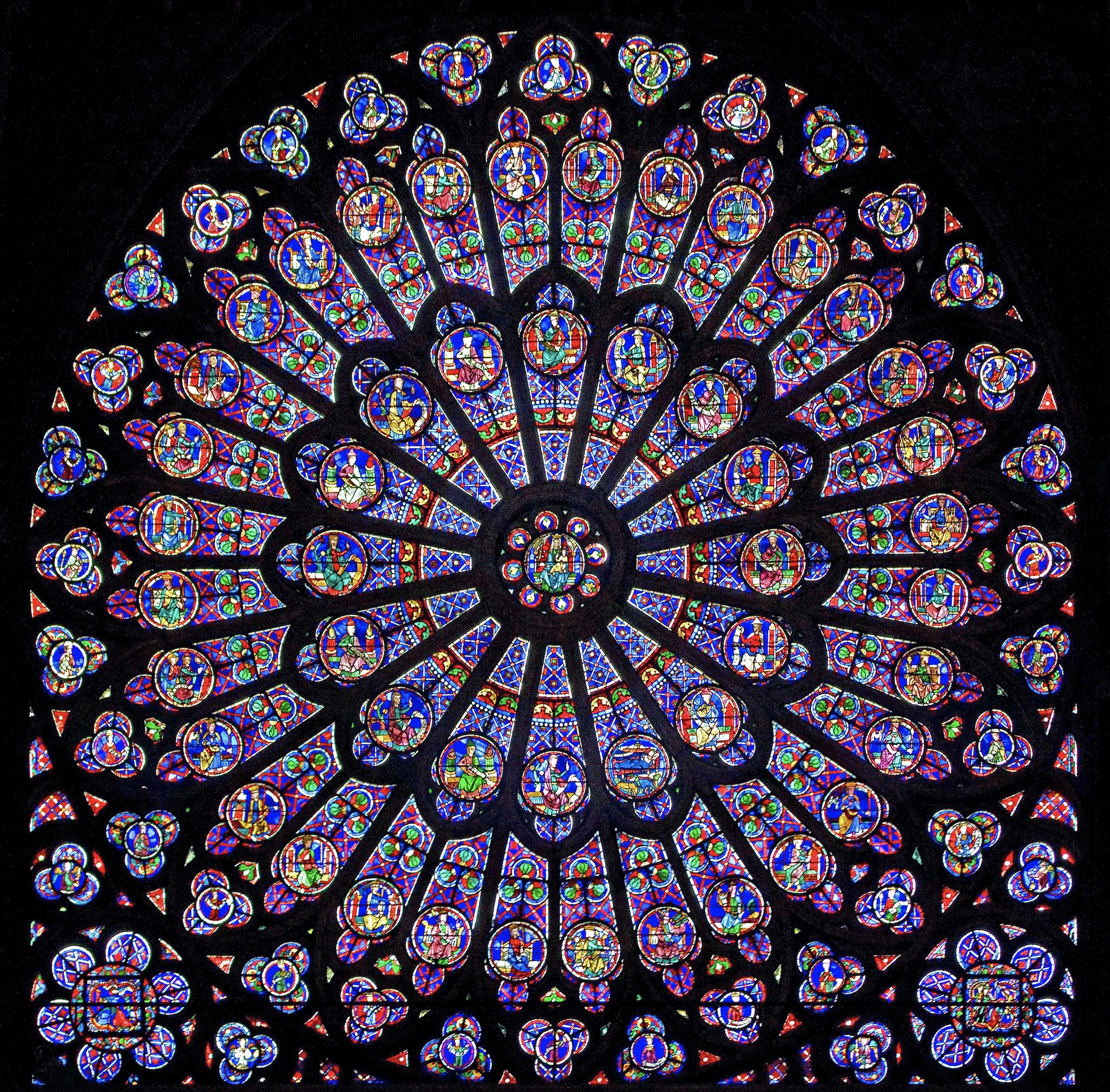 Artiste inconnu (!). Notre Dame