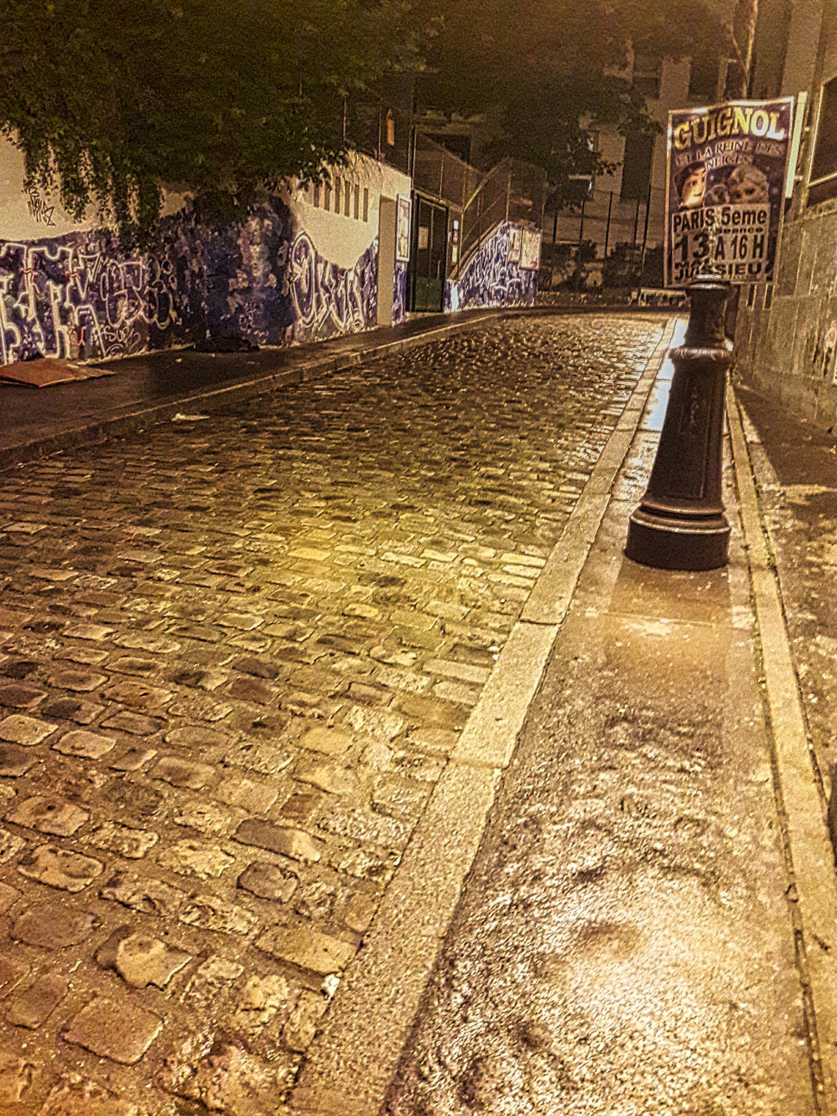 Rue Teilhard de Chardin