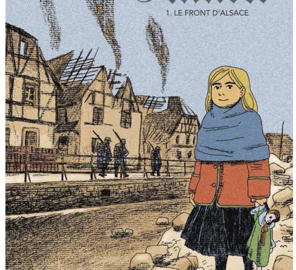 Finnele, par Anne TEUF, Editions Delcourt